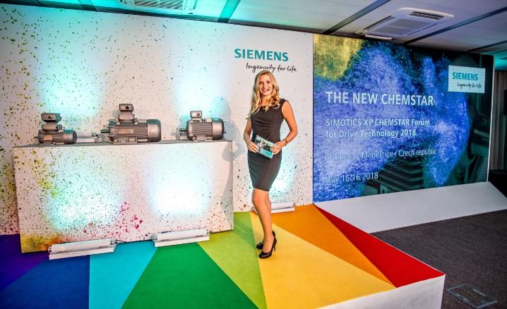Standorteröffnung Siemens Olomouc/Fresnac/Tschechische Republik